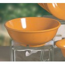 Thunder Group CR5807YW Yellow Melamine 24 oz. Salad Bowl