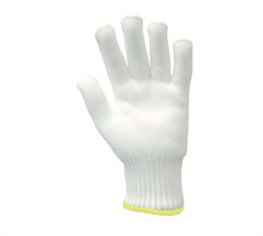 Franklin Machine Products  133-1352 Yellow Wrist Band Bacfighter3 Small Safety Glove