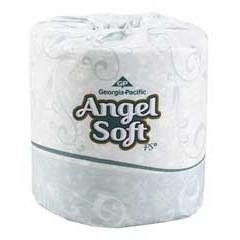 ps Premium Bath Tissue, 2-Ply, White, 450 Sheets/Roll